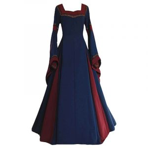 Renaissance Medieval Dress for Women